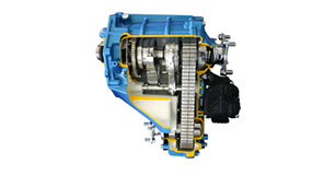 High Torque Capacity for RWD Transfer Case (TN2)