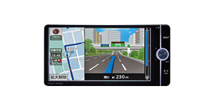 Daihatsu SD Voice Navigation System for Japan